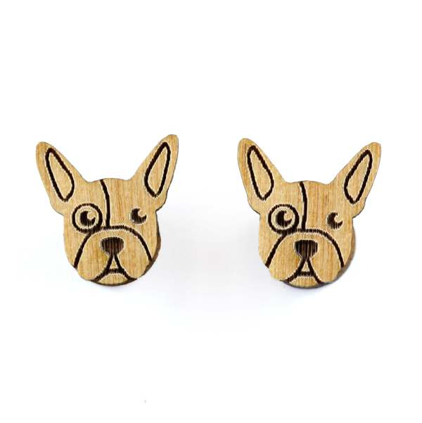 Acorn and Squirrel French Bulldog