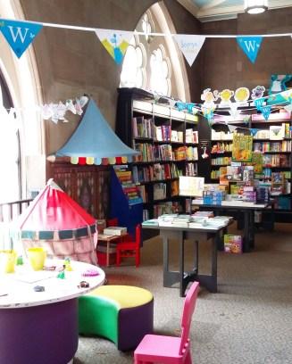 Wonderful children's area