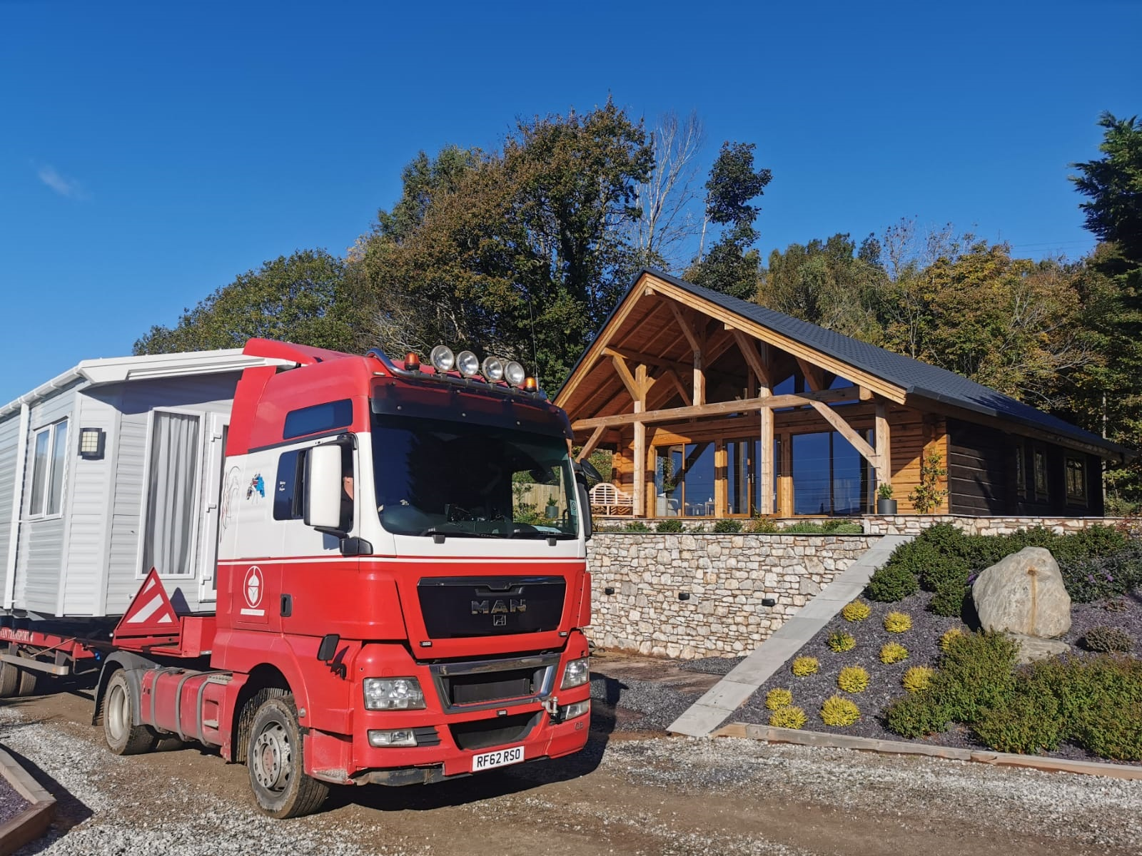 Your Guide to Moving a Static Caravan