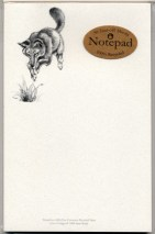 Coyote Notepad