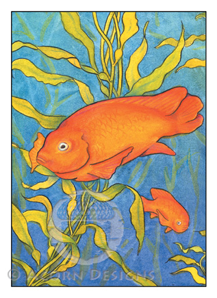 Garibaldi Notecard