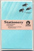 Sea Turtles Stationery