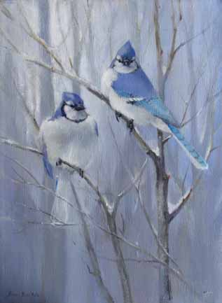 Blue Jays Notecard