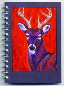 Cover image - Buck Mini Journal