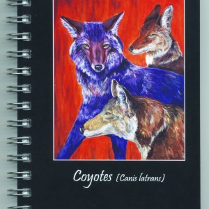 Cover image - Coyotes Mini Journal
