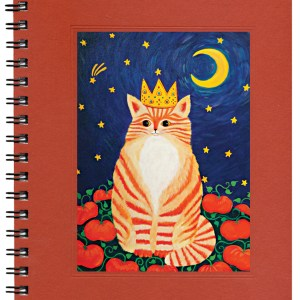 King of the Pumpkins Notecard