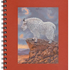 Mountain Goat Notecard