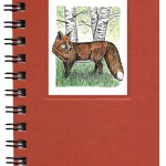 Red Fox Small Journal