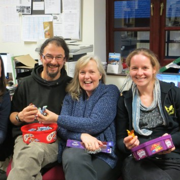 Colin Bonfield, Sue Searle and Sarah Candlin Acorn Ecology Exeter