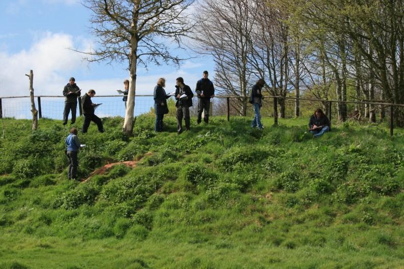 Acorn Ecology Training course, ecology training