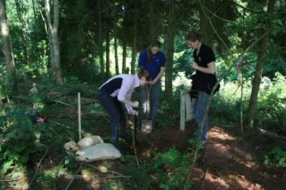 badger, ecology courses