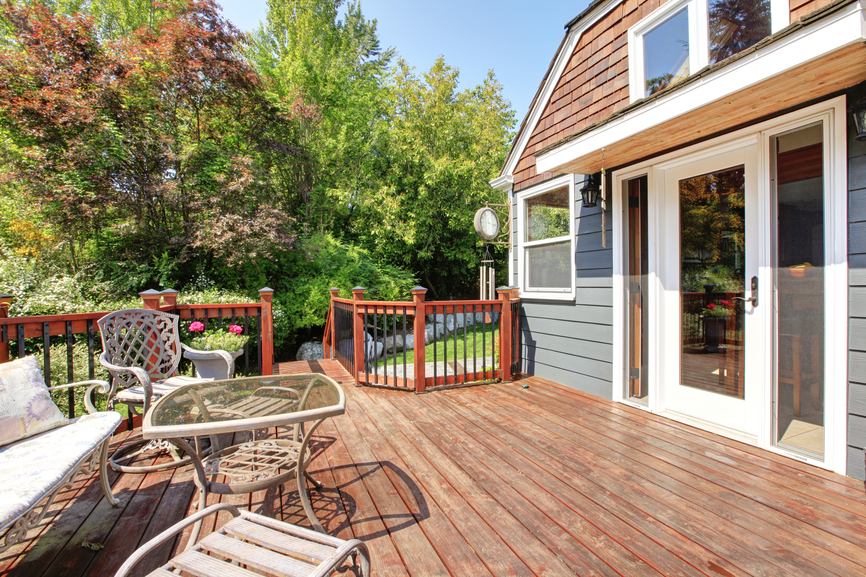 what is the best decking material for