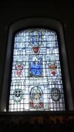 Helston: modern east window