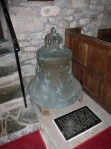 A bell dating from before 1300