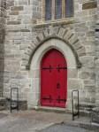 Penryn: St Aubyn's boot scrapers