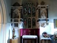 Penryn: The Pendarves memorials
