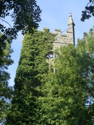 Kea: old church