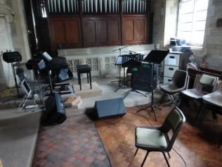 Kea: the recording studio?