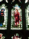 St Germans: the Burne-Jones east window