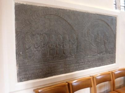 Mevagissey: Lewis Dart monument