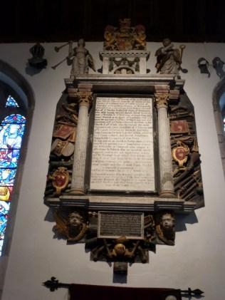 Kilkhampton: Bevill Grenville memorial