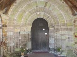 Kilkhampton: Norman doorway