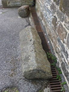 Phillack: the hog-back stone