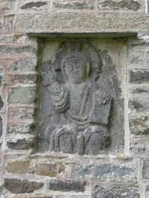 Launceston St Stephen: the Saviour