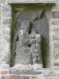 Launceston St Stephen: Virgin and Child