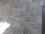 Launcells: chancel tiling