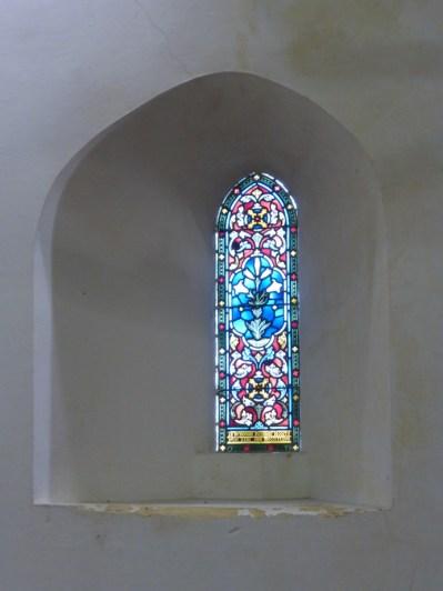 Mawnan: C13 chancel window