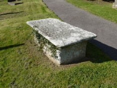 Whitstone: the table tomb