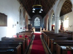 St Ive: the nave