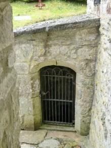 Golant: ST Sampson's well