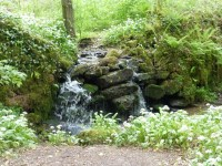 Bodmin pill waterfall