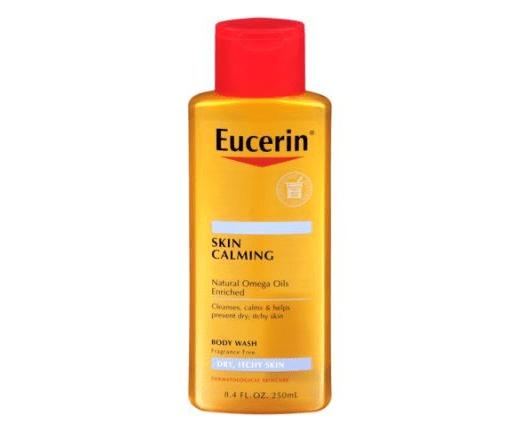 Eucerin Skin Calming Body Wash 8.4fl.oz/250ml