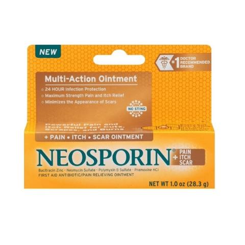 Neosporin Multi-Action Ointment 1 oz