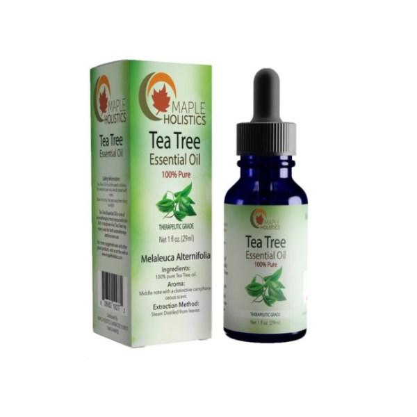 Maple Holistic Tea Tree Essential Oil 1fl.oz/29ml