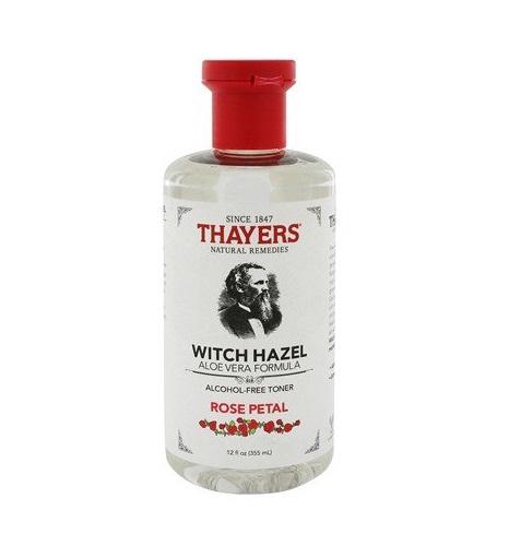 Thayers Witch Hazel Toner, Rose Petal 12fl.oz/355ml
