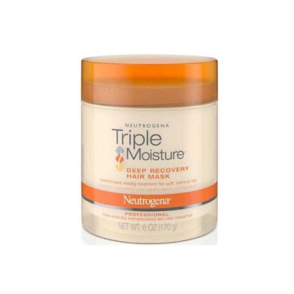 Neutrogena Triple Moisture Deep Recovery Hair Mask 6oz/170g