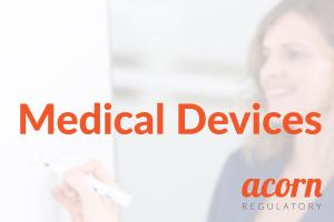 Regulatory affairs for medical devices