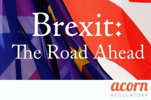 Download 'The Road Ahead'  – Our Latest Brexit Whitepaper