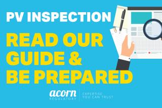 Pharmacovigilance Inspection Acorn Regulatory