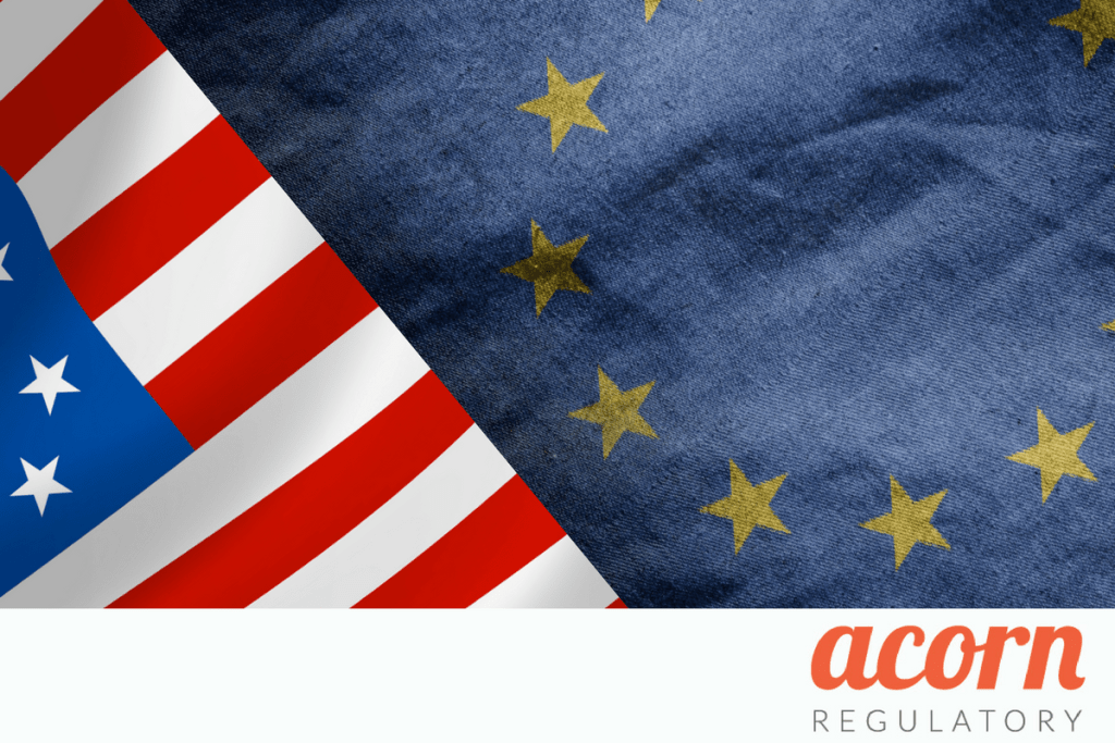 The EU - US mutual recognition of inspections entered into its operational phase earlier this month
