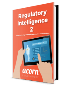 Regulatory Intelligence 2 Mock Up