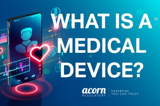Definition of a medical device