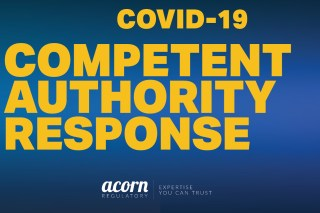 COVID-19 may force MAHs and regulatory authorities to operate under business continuity mode, with possible impacts on the standard of work.