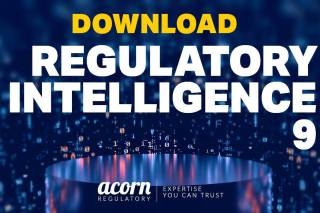 Regulatory Intelligence 9