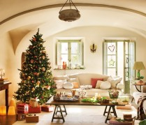 Likeable decorate small living room for christmas along with christmas living room decorating ideas 50 latest christmas