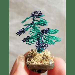 Micro Wire Bonsai Tree S6 image 1 of 6